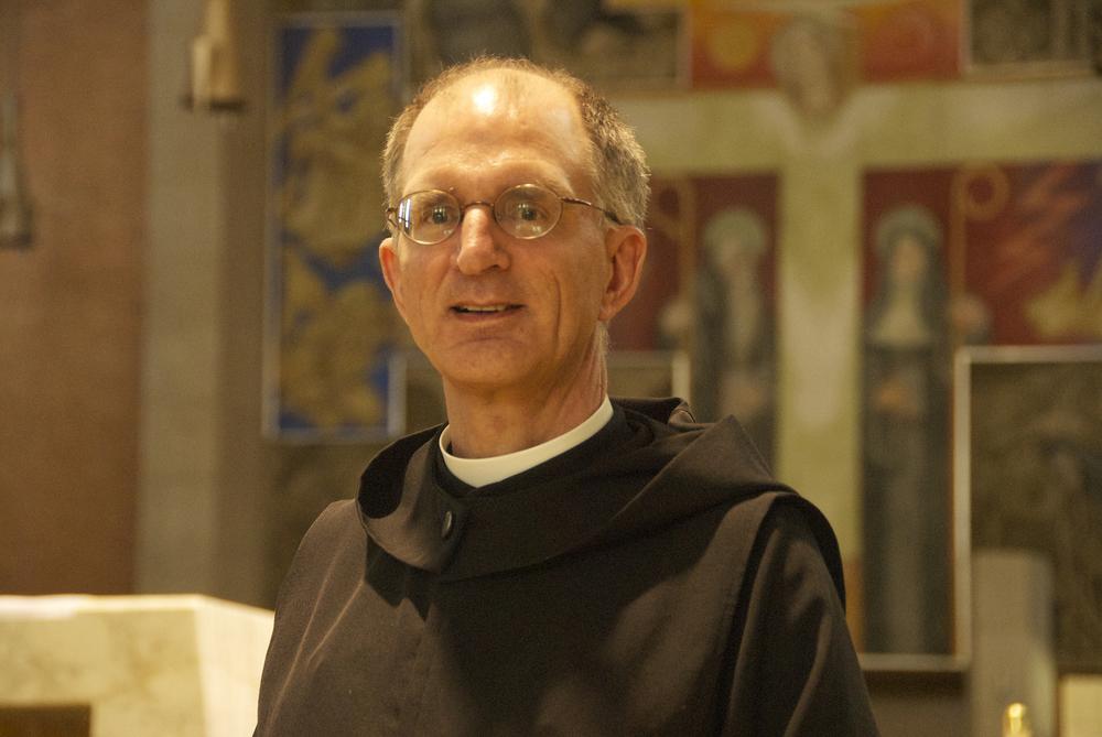 Fr. Gabriel Landis - Prior, Postulant Director