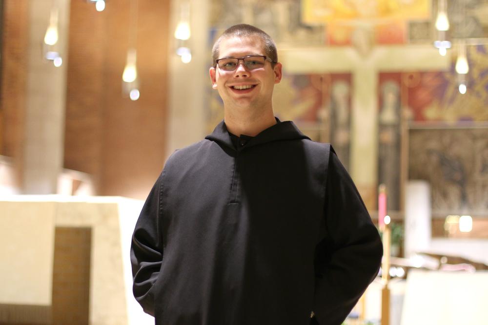 Br. Karel Soukup - MH-MA Religion Teacher
