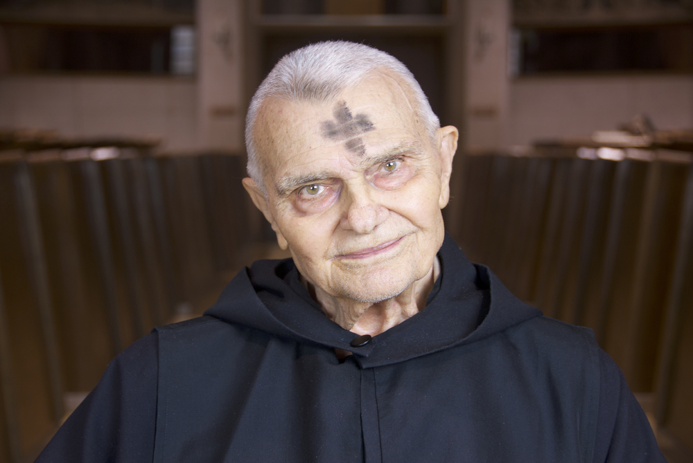 Br. Anthony Vorwerk - 63 Years