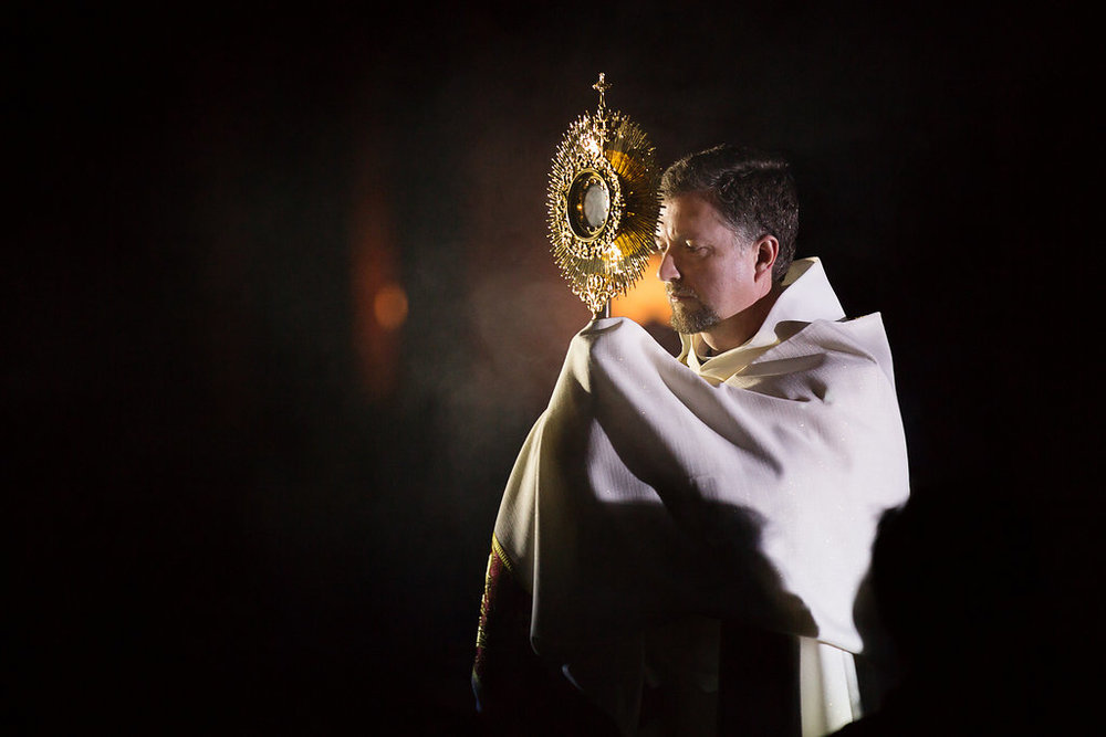 Fr. Brendan Rolling - 21 Years