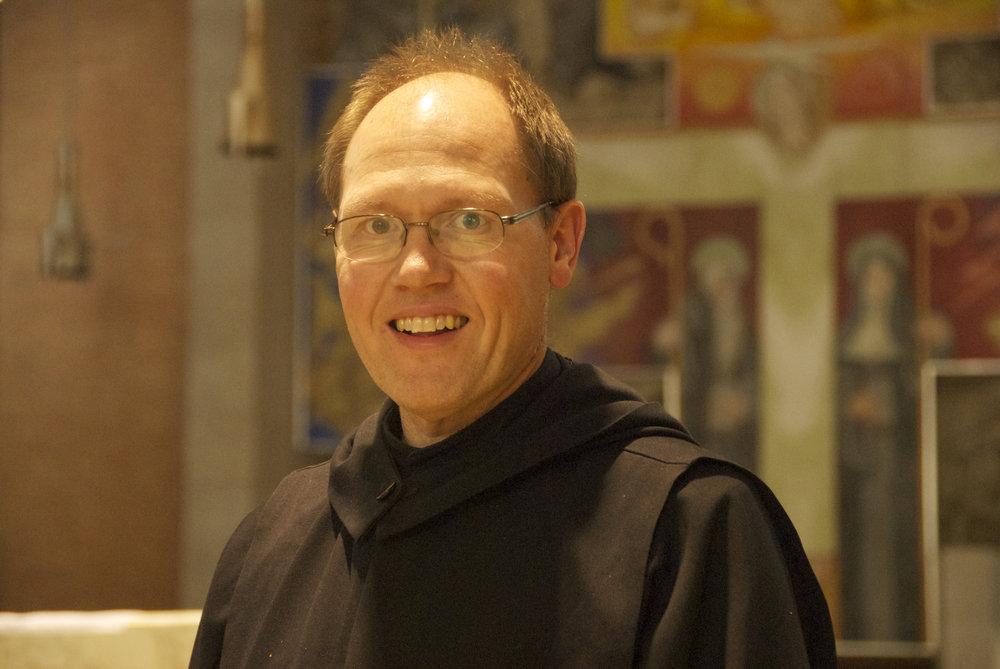 Fr. Marion Charboneau, OSB