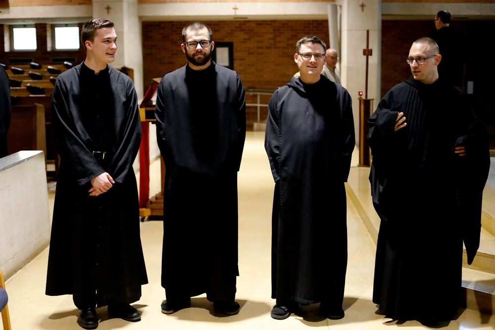 Kansas monks
