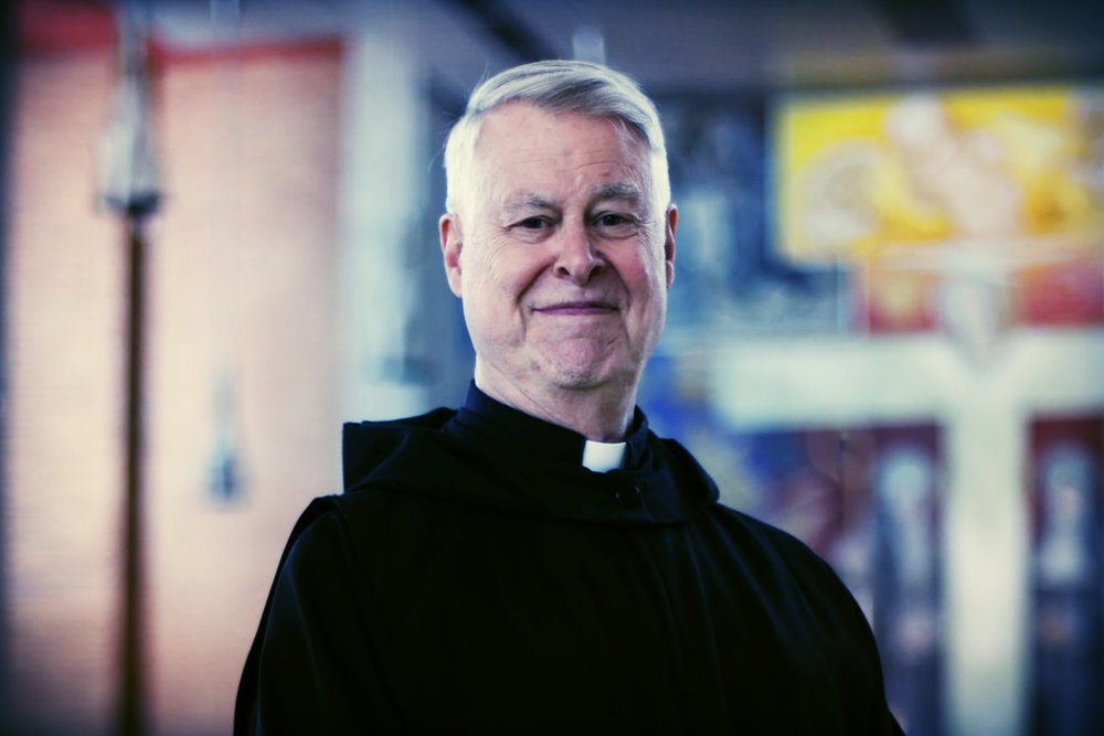 Fr. Matthew Habiger, OSB Celebrating 50 Years of Priesthood