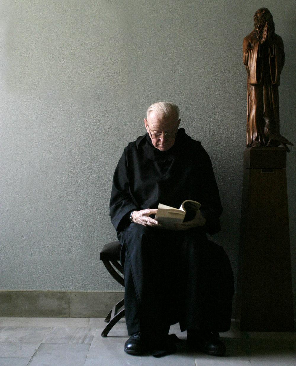 Br. Martin Burkhard, OSB
