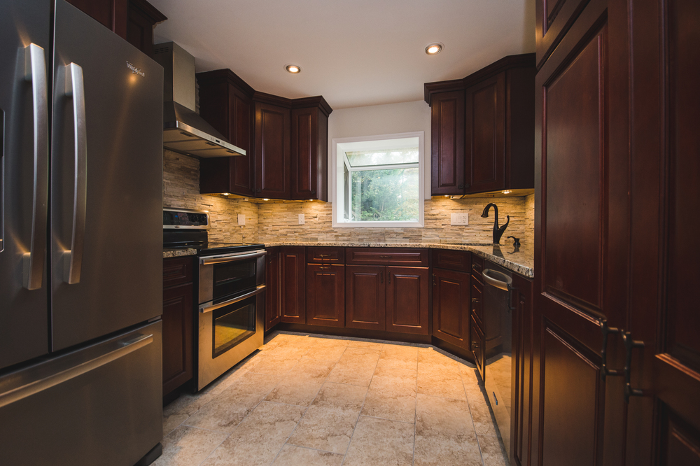 Kitchen remodeling gallery kitchen bathroom basement for Baltimore kitchen remodeling