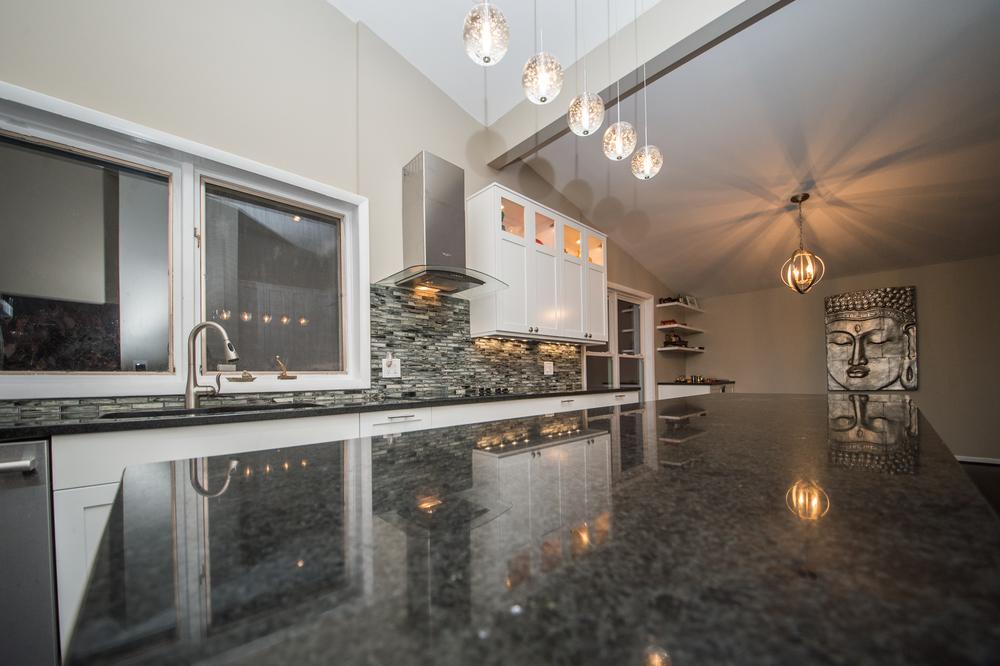 kitchen remodeling gallery — euro design remodel - remodeler with