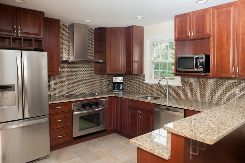 nice Kitchen Remodeling Silver Spring Md #5: Kitchen remodel Silver Spring, MD