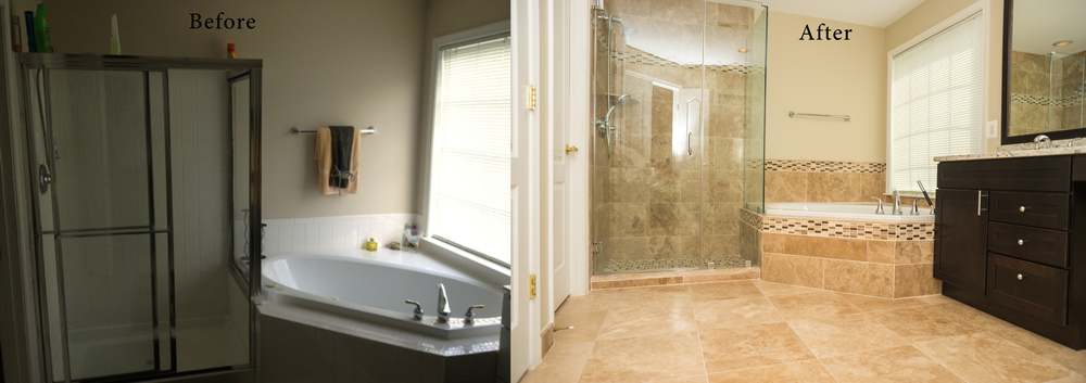 Bathroom remodeling Columbia, MD