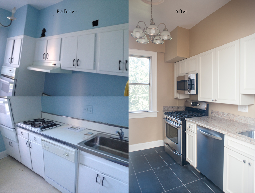 Before and after remodeling gallery kitchen bathroom - Kitchen and bath design washington dc ...
