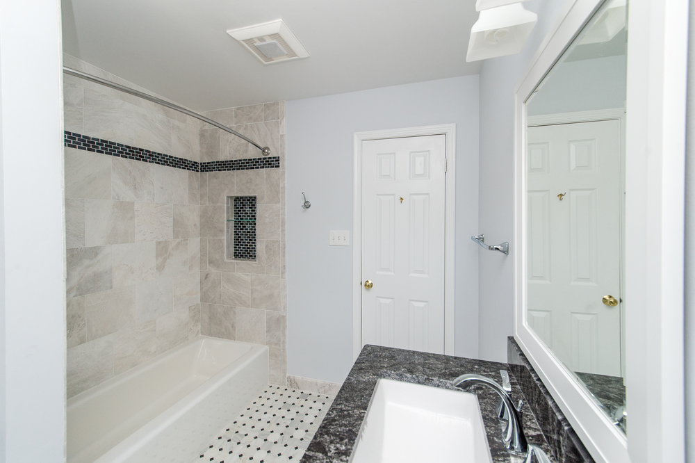 Bathroom renovation Potomac, MD