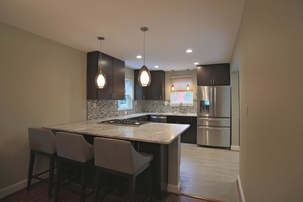 Kitchen Remodel Chevy Chase MD