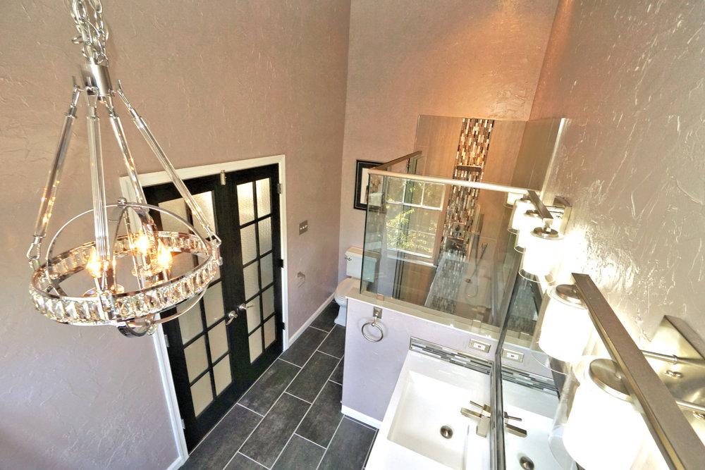Master Bathroom Remodel Gaithersburg MD Euro Design Remodel - Gaithersburg bathroom remodeling