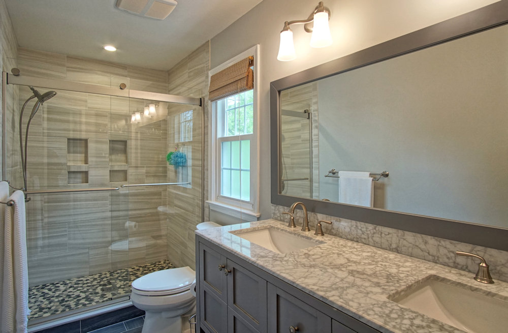 Euro design remodel remodeler with 20 years of experience for Bathroom remodeling columbia md