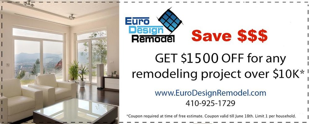Bathroom Remodeling Washington DC Maryland Euro Design Remodel - Free estimate bathroom remodel