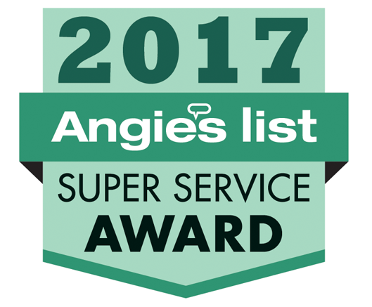"We are proud.  See Certificate here    "" The Angie's List Super Service Award honors excellence among home service pros who maintain superior service ratings and reviews on Angie's List. """