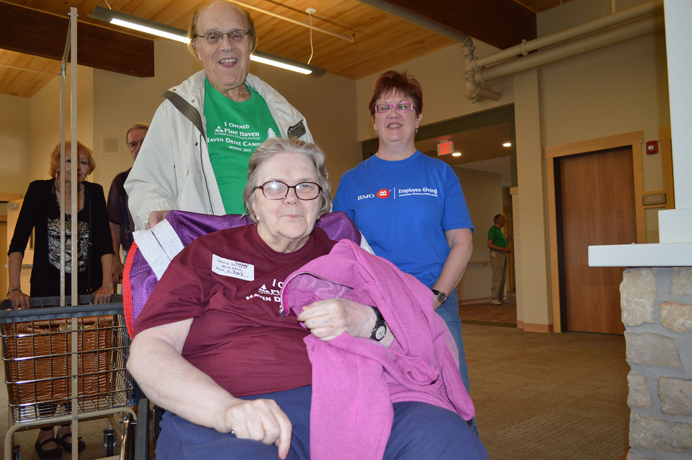 Residents Move Into New Nursing Home On Haven Drive Campus