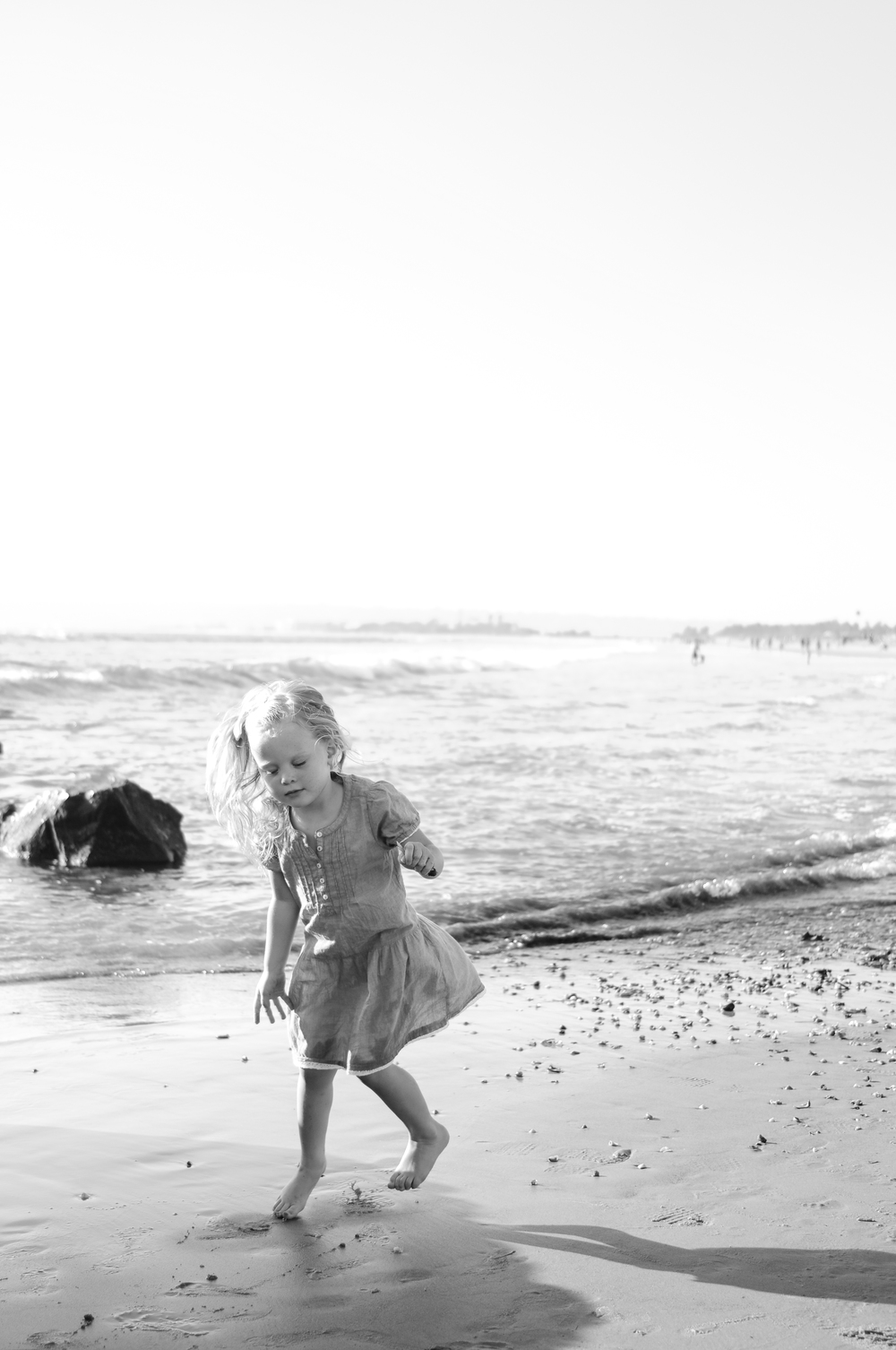 Children Portrait Photography / Coronado Beach