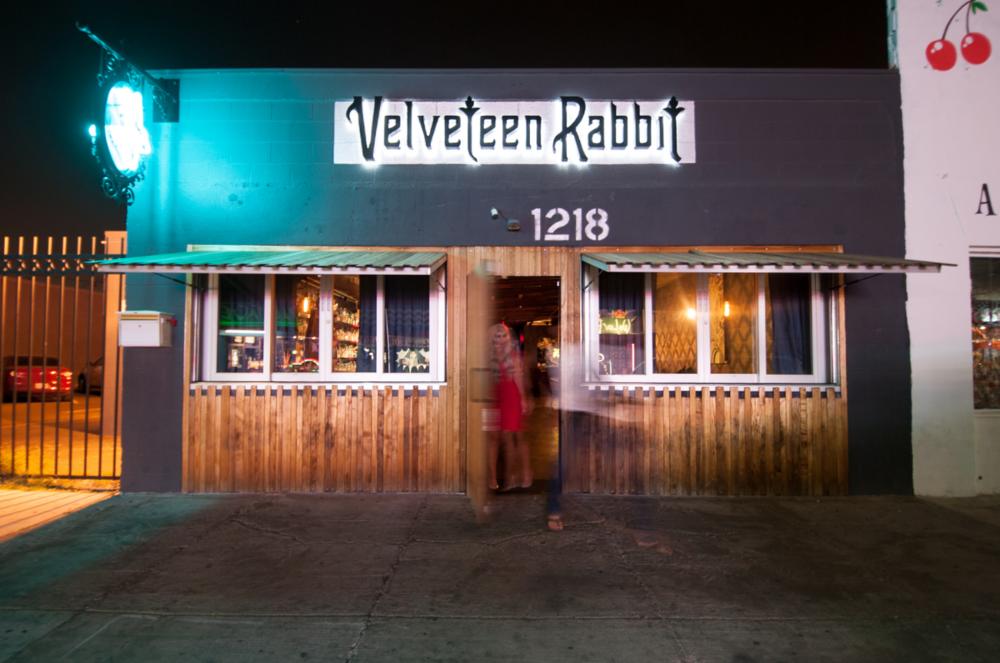 esquire magazine velveteen rabbit bar