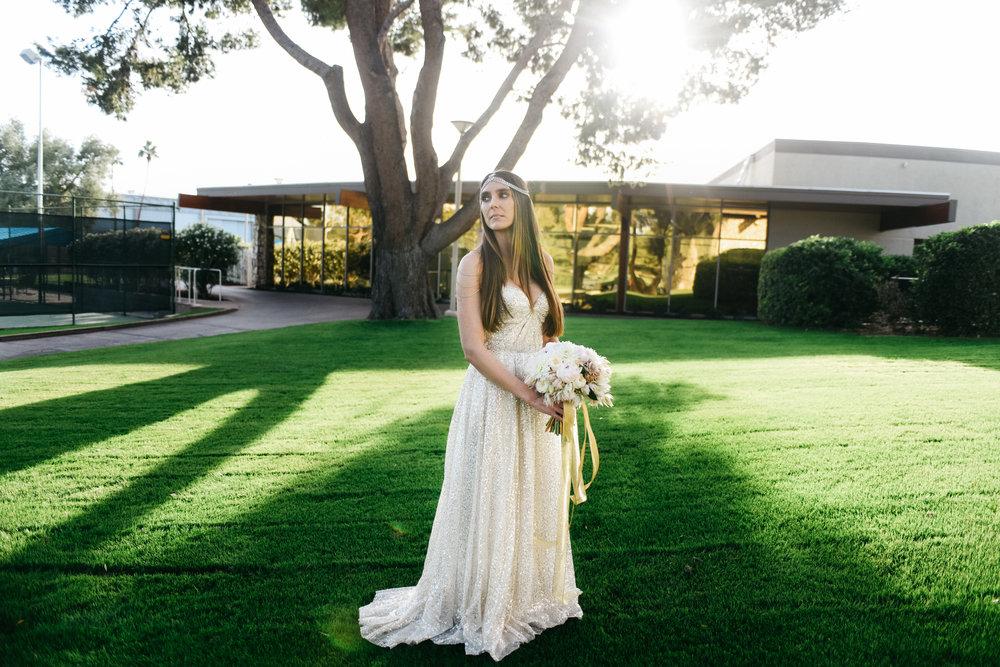 Wedding Dress, Bridal style, bride, bouquet, bridal bouquet,Las Vegas Country Club Wedding, Golf course wedding, Las Vegas Wedding, Lifestyle Photography, Sunset wedding, Fall wedding, Flora Pop Wedding,