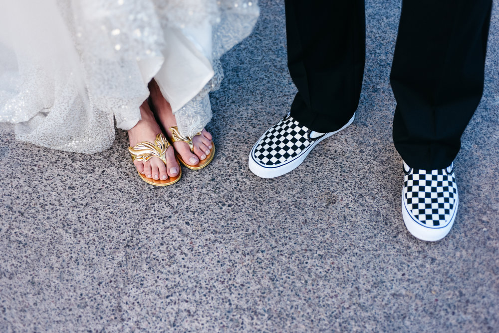 bride and groom, wedding shoes, Fall wedding, Newlyweds, bride and groom, Las Vegas Country Club Wedding, Golf course wedding, Las Vegas Wedding, Lifestyle Photography, Sunset wedding, Fall wedding, Flora Pop Wedding,