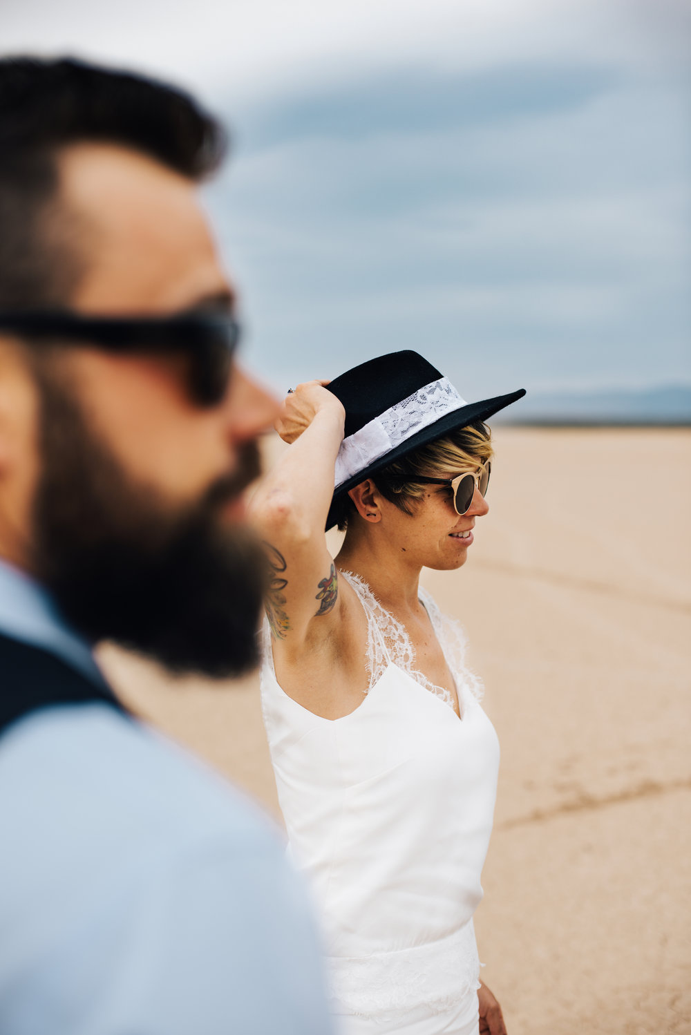 dry lake bed elopement peachy keen unions las vegas wedding tattoo shop photography by ashley marie-8 copy.jpg