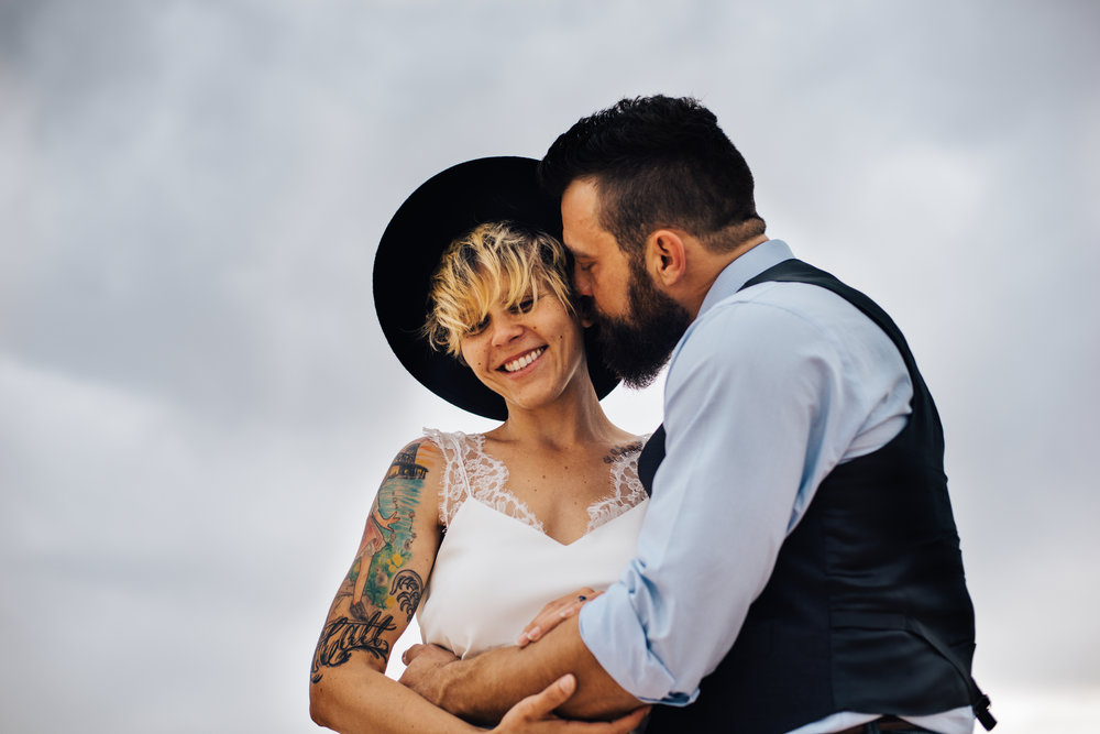 dry lake bed elopement peachy keen unions las vegas wedding tattoo shop photography by ashley marie-280 copy.jpg