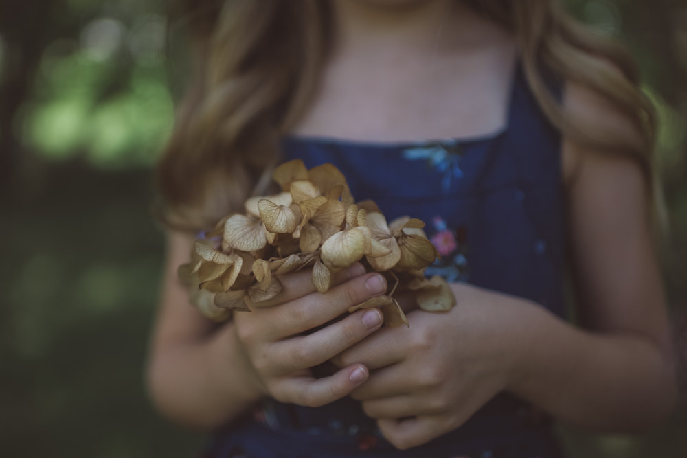 las vegas photographer, ophelia, flower crown, children portrait, portraits, children, girl,