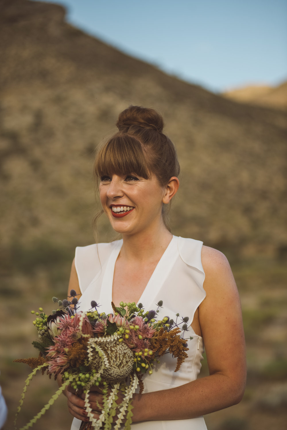 FLora Pop Desert Ceremony Red Rock Las Vegas Photography by Ashley Marie-59.jpg