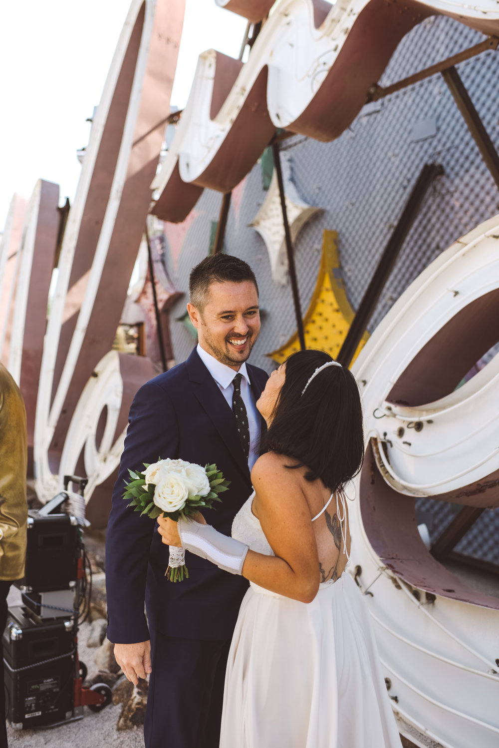 Lifestyle Photography by Ashley Marie Myers Neon Museum Elopemnt DTLV-63.jpg