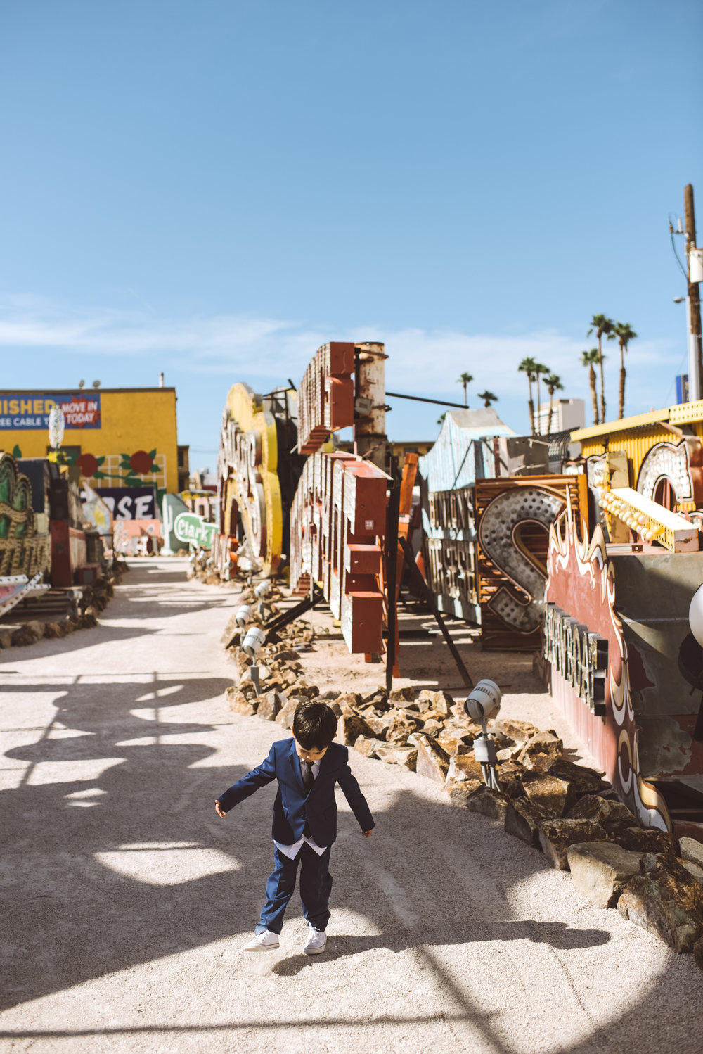 Lifestyle Photography by Ashley Marie Myers Neon Museum Elopemnt DTLV-77.jpg