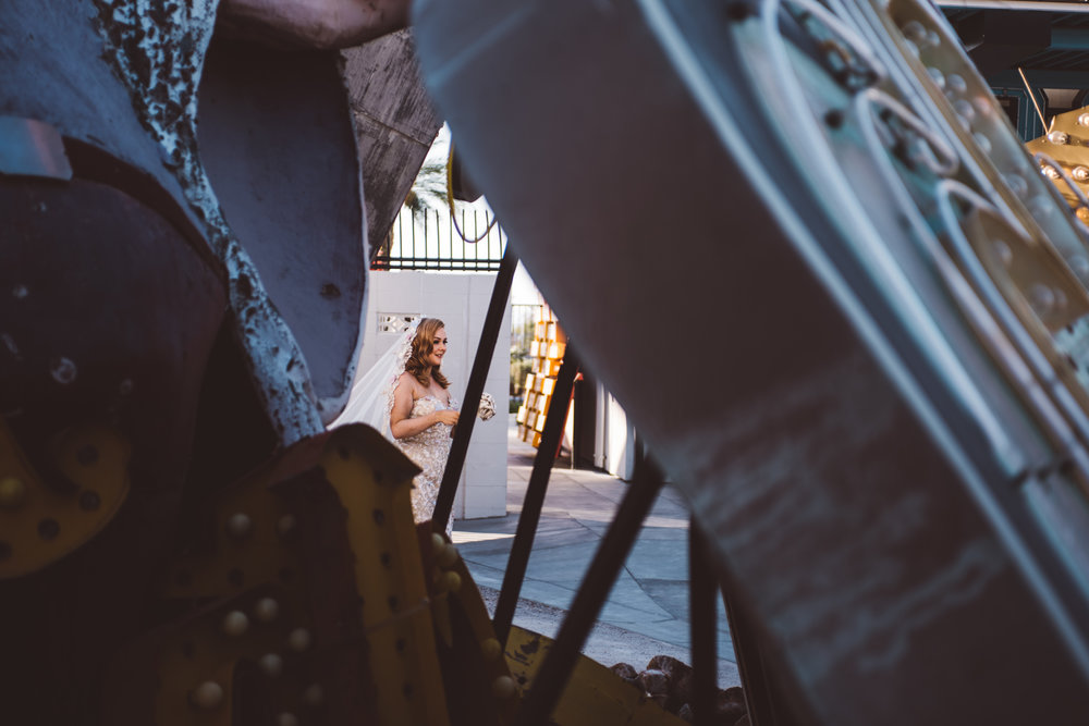 Neon Museum Elopement Elvis Elopement Las Vegas Photography by Ashley Marie-33.jpg