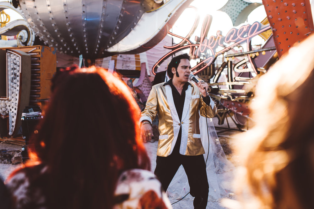 Neon Museum Elopement Elvis Elopement Las Vegas Photography by Ashley Marie-103.jpg