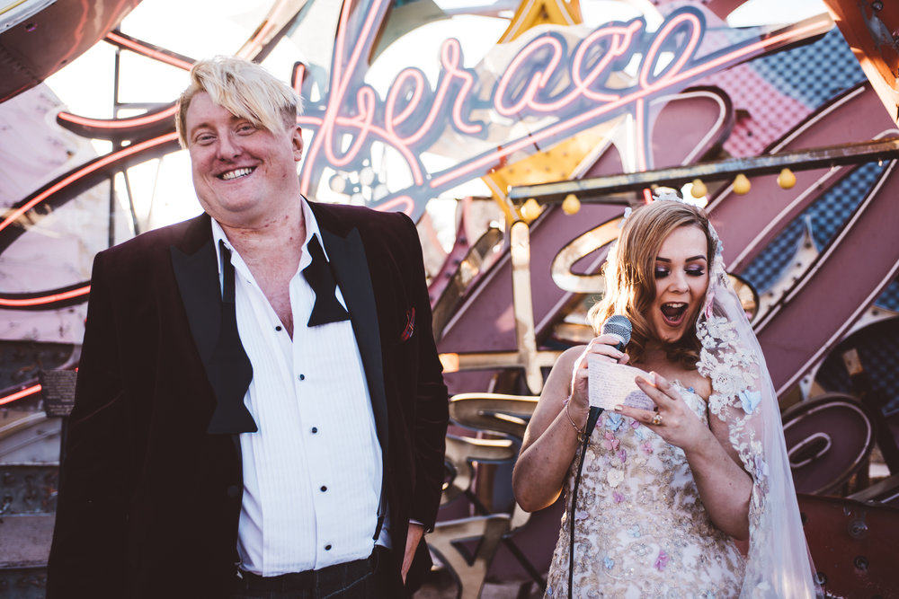 Neon Museum Elopement Elvis Elopement Las Vegas Photography by Ashley Marie-169.jpg