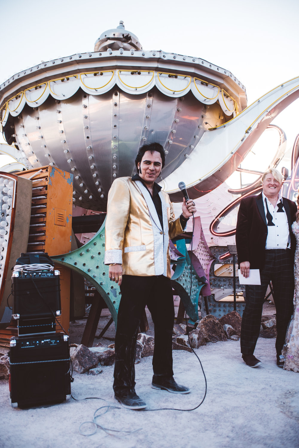 Neon Museum Elopement Elvis Elopement Las Vegas Photography by Ashley Marie-173.jpg
