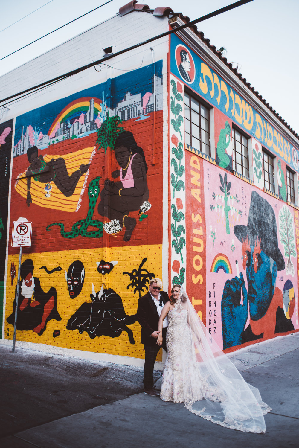 Neon Museum Elopement Elvis Elopement Las Vegas Photography by Ashley Marie-295.jpg