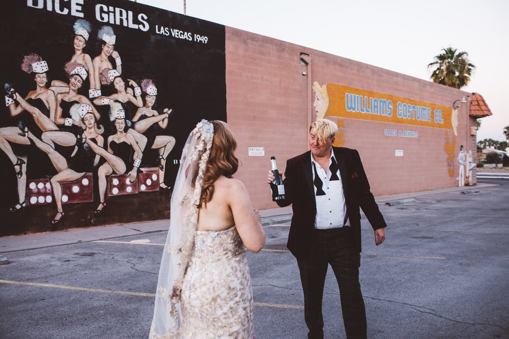 Neon Museum Elopement Elvis Elopement Las Vegas Photography by Ashley Marie-315.jpg