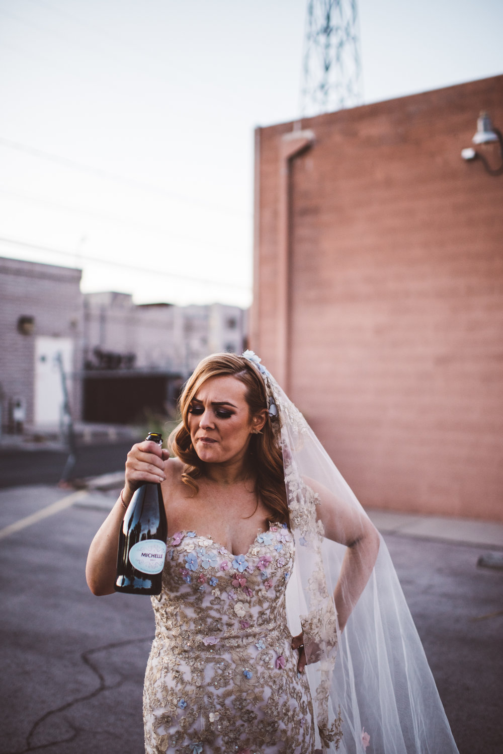 Neon Museum Elopement Elvis Elopement Las Vegas Photography by Ashley Marie-321.jpg