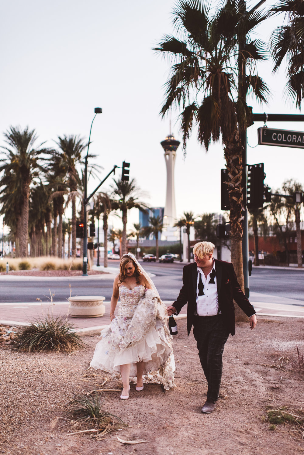 Neon Museum Elopement Elvis Elopement Las Vegas Photography by Ashley Marie-341.jpg