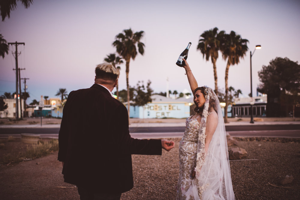 Neon Museum Elopement Elvis Elopement Las Vegas Photography by Ashley Marie-343.jpg