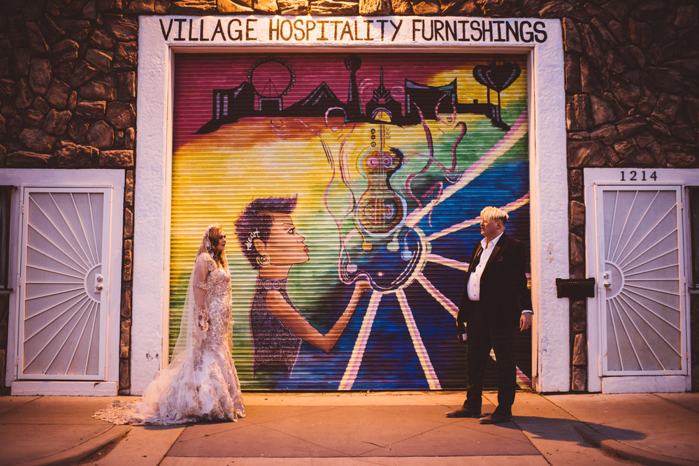 Neon Museum Elopement Elvis Elopement Las Vegas Photography by Ashley Marie-357.jpg