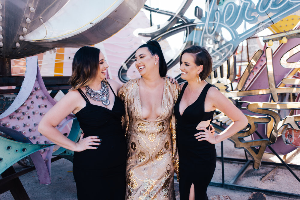 Las Vegas Elopement Neon Museum Ashley Marie Myers Downtown Las Vegas-86.jpg