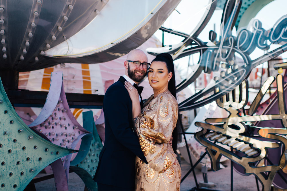 Las Vegas Elopement Neon Museum Ashley Marie Myers Downtown Las Vegas-124.jpg