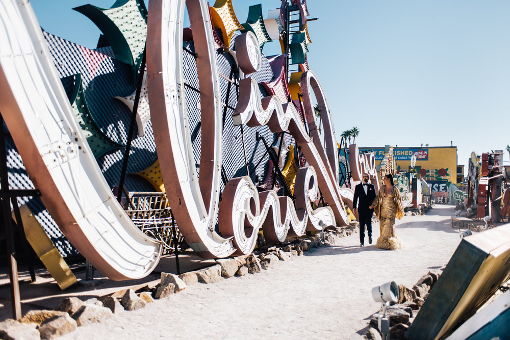Las Vegas Elopement Neon Museum Ashley Marie Myers Downtown Las Vegas-180.jpg