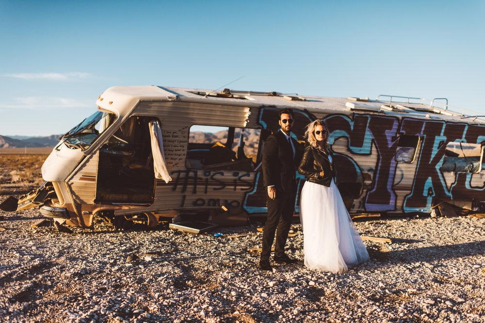 las vegas elopement, las vegas photographer, downtown las vegas, las vegas neon lights, elopement photography, street photography, las vegas wedding, eloped, newlyweds, las vegas, dtlv