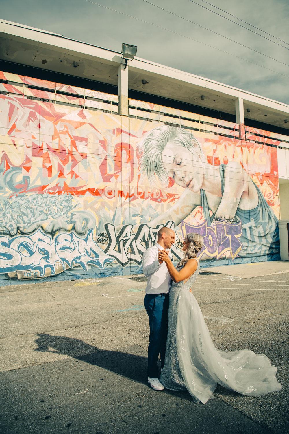 Las Vegas Elopement Rock n Roll Bride elopement Smoke Bomb-84.jpg