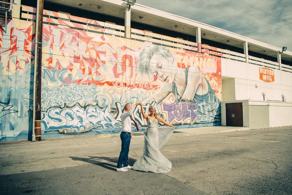 Las Vegas Elopement Rock n Roll Bride elopement Smoke Bomb-90.jpg