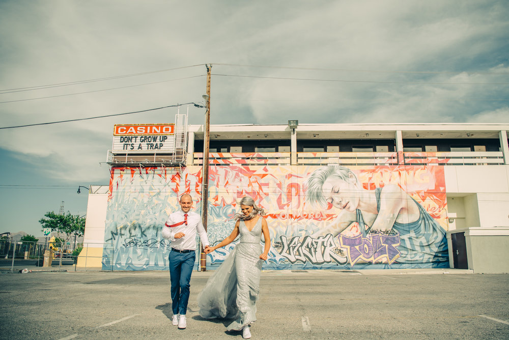 Las Vegas Elopement Rock n Roll Bride elopement Smoke Bomb-114.jpg