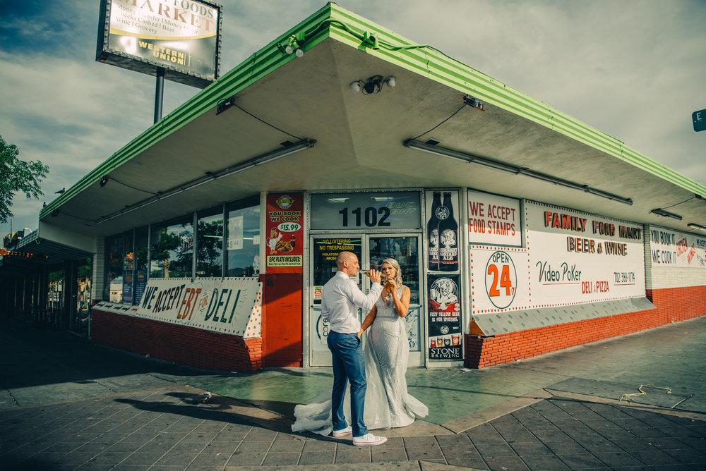 Las Vegas Elopement Rock n Roll Bride elopement Smoke Bomb-131.jpg