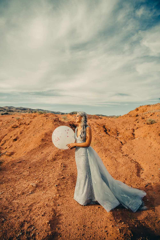 Las Vegas Elopement Rock n Roll Bride elopement Smoke Bomb-151.jpg