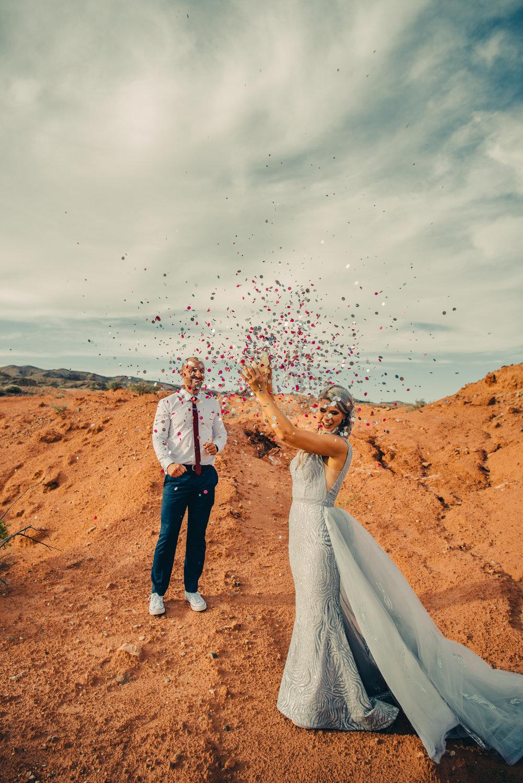 Las Vegas Elopement Rock n Roll Bride elopement Smoke Bomb-152.jpg